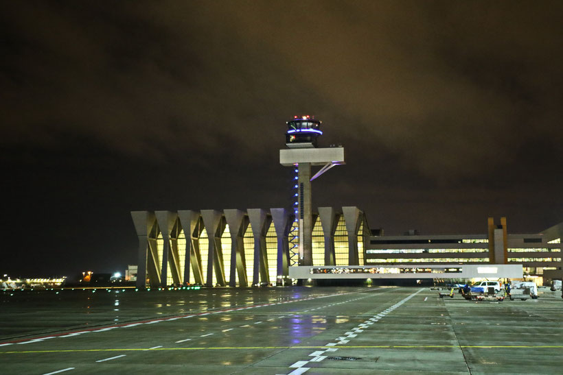 Frankfurt Flughafen Tower