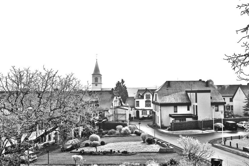 Weiskirchen Am Marktplatz