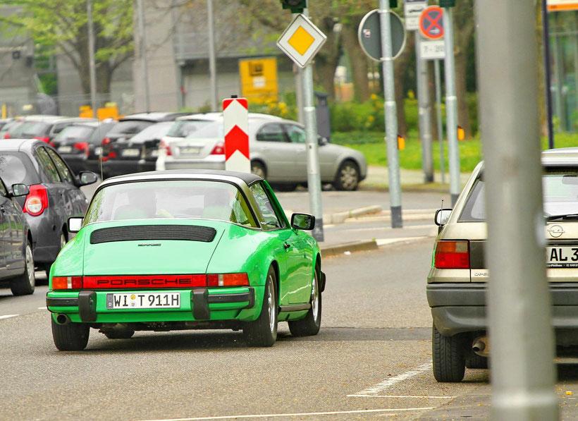Porsche 911 aus Wiesbaden (2014)