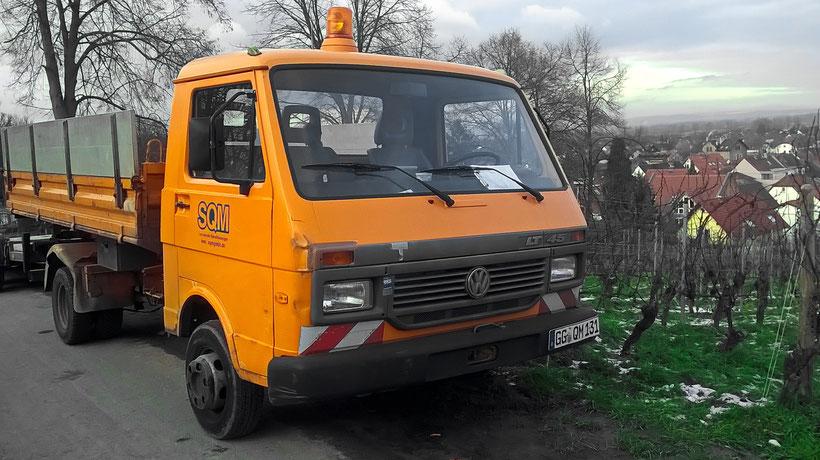 VW LT