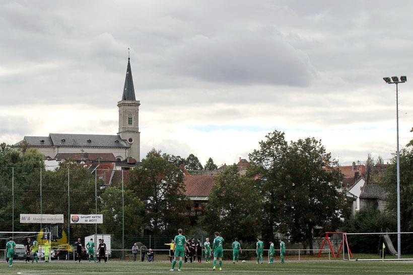 Sportplatz Bodenheim