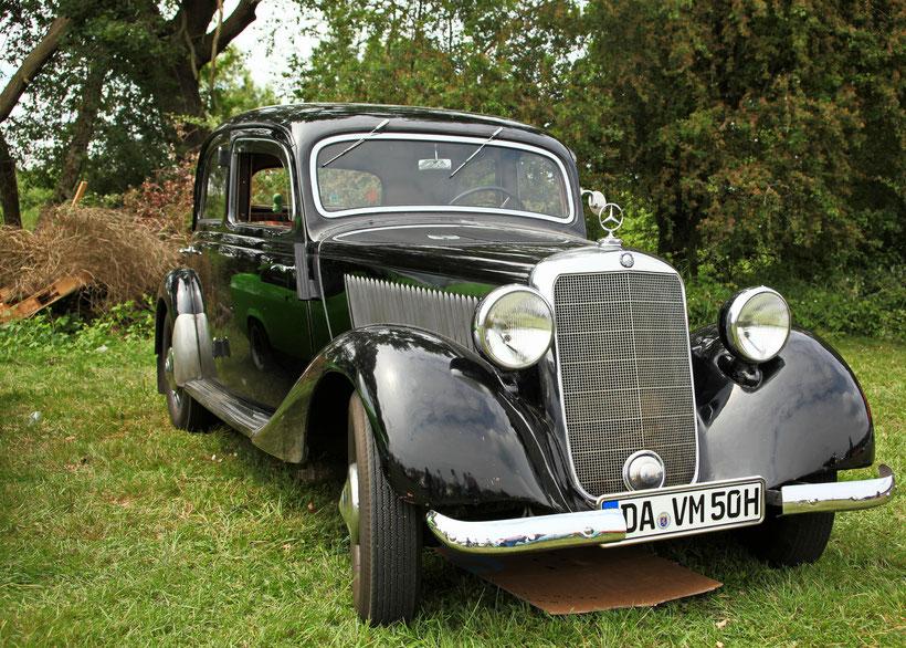 Mercedes-Benz W 136