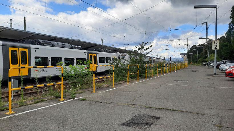 Mainz am Bahnhof (2021)