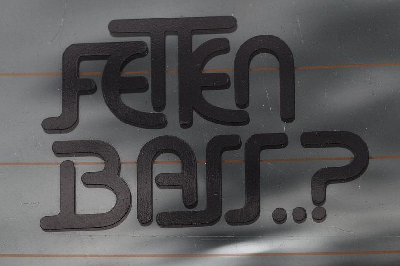Fetten Bass
