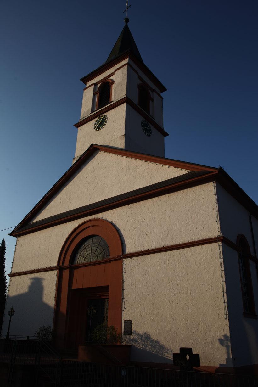 Pfarrkirche St. Jakobus Weiskirchen