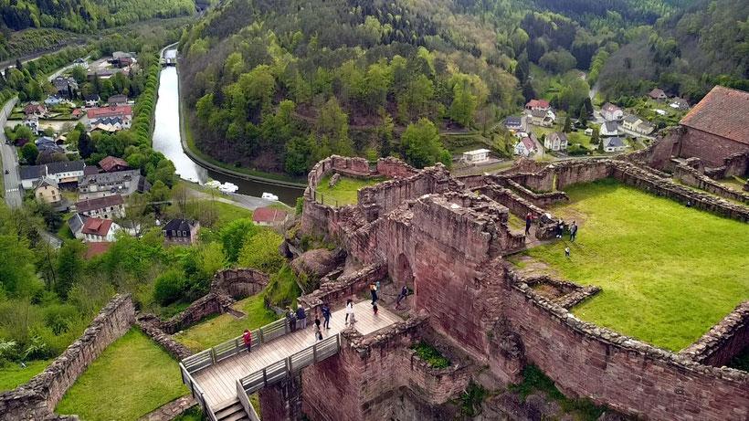 Chateau Lutzelbourg