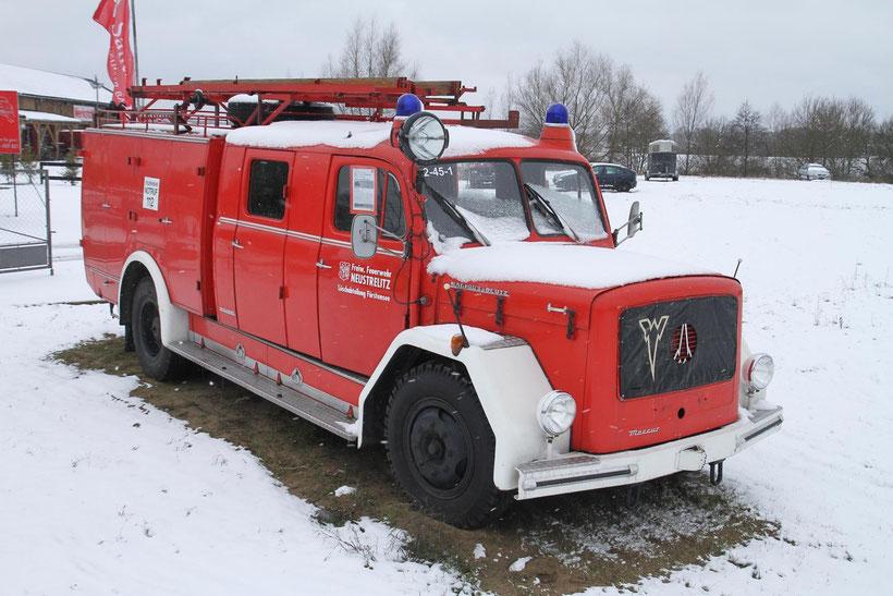 Magirus-Deutz Feuerwehr