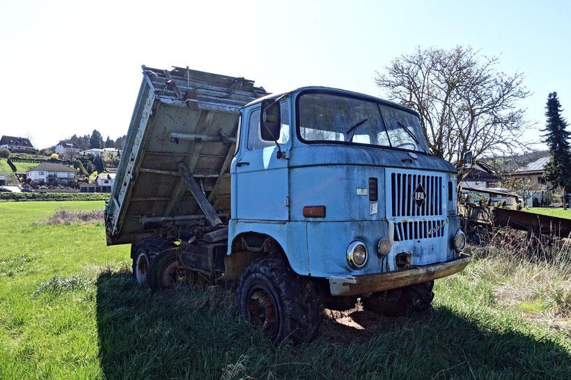 Ifa W 50 truckspotter