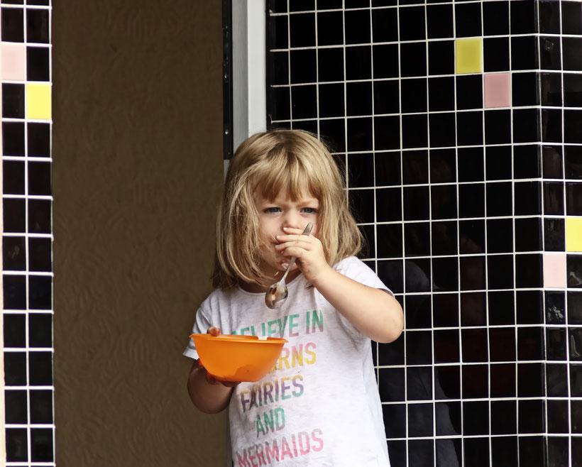 Kinderfotografie Blitzlichtkabinett