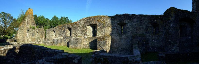 Burgruine Baldenau