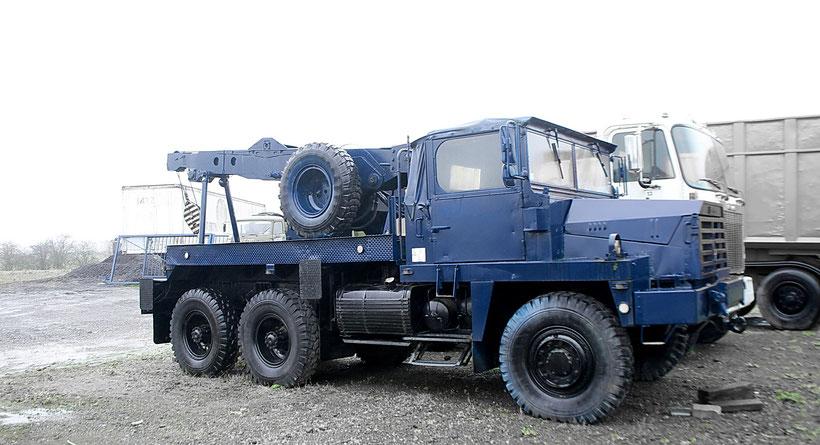 Berliet GBC 8 KT 6x6