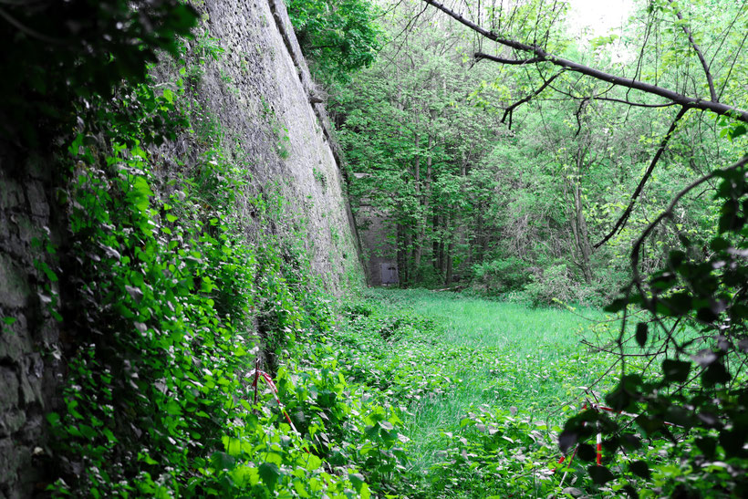 Zitadellengraben Mainz