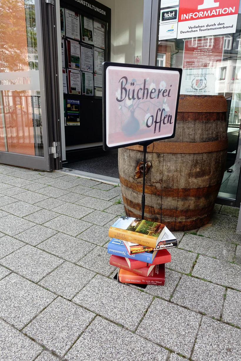 Bücherei Weiskirchen