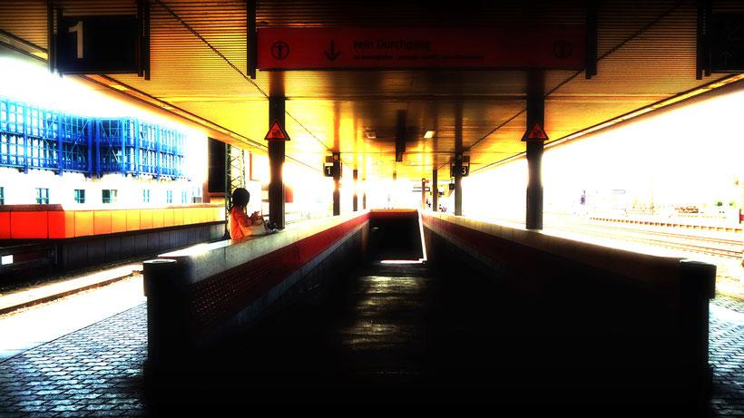 Hauptbahnhof Saarbrücken