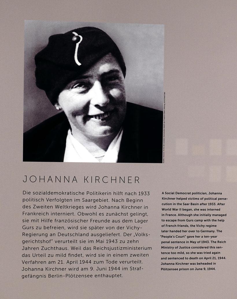 Johanna Kirchner