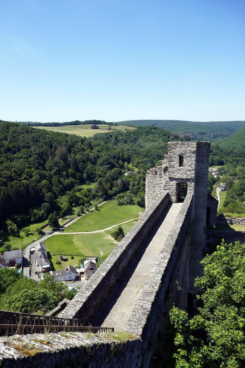 Burg Hohenstein Taunus