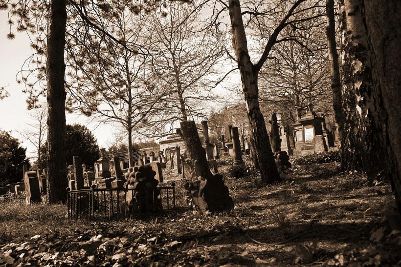 jüdischer Friedhof Luxemburg