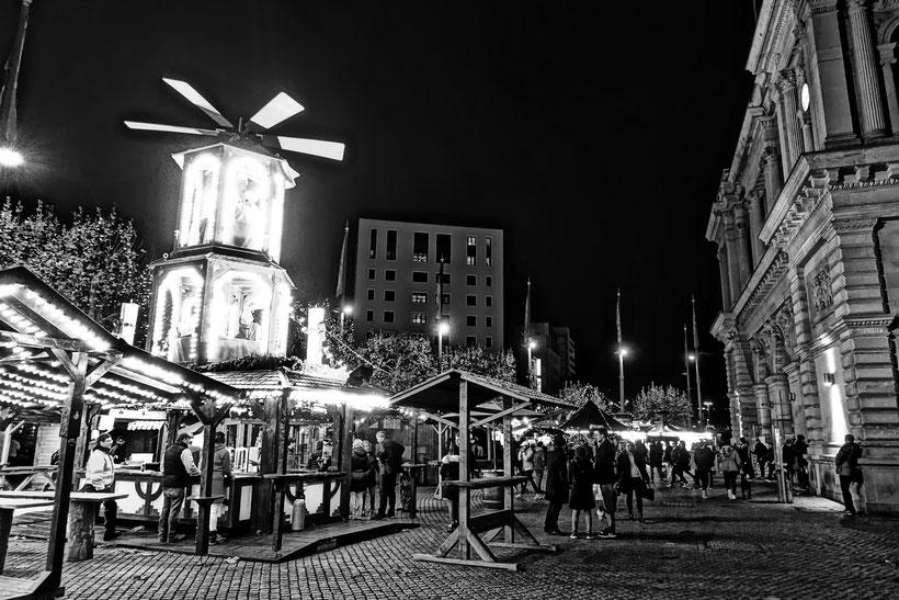 In Mainz kann man auf dem Weihnachtsmarkt prima saufen!