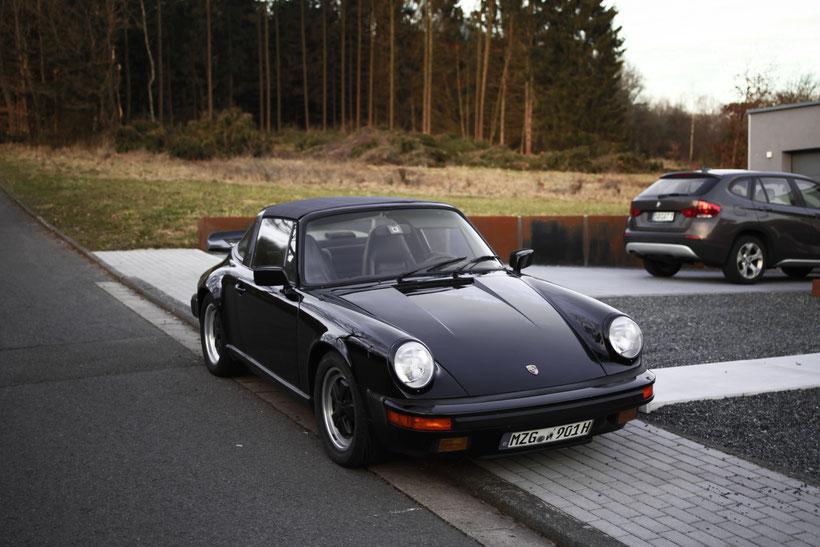 Porsche 911 aus Weiskirchen (2015)