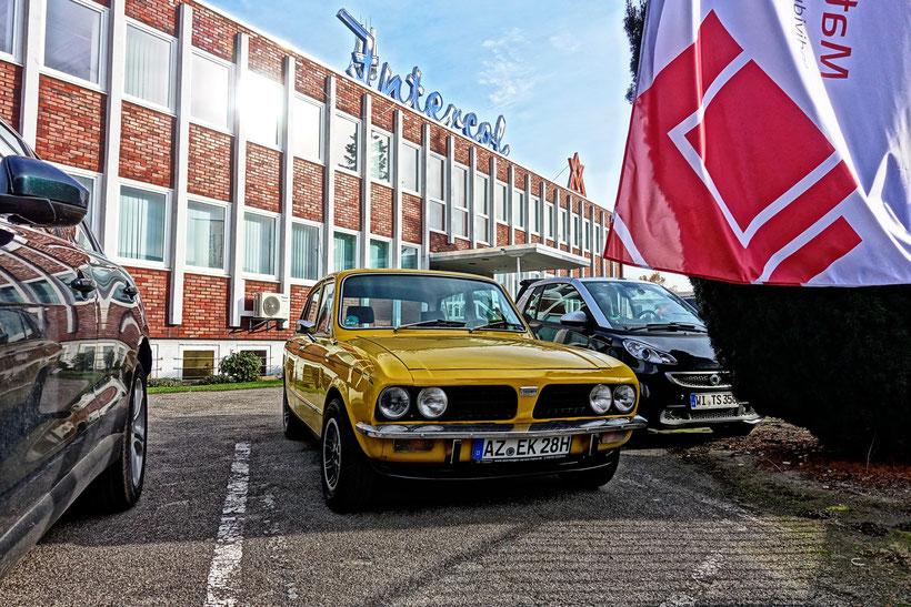Triumph Dolomite Bodenheim Intercol