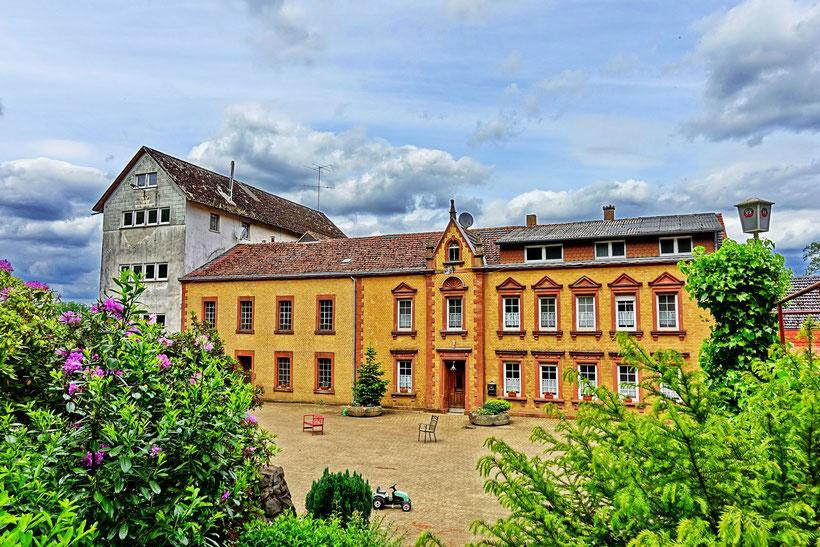 Dellborner Mühle Wahlen Niederlosheim
