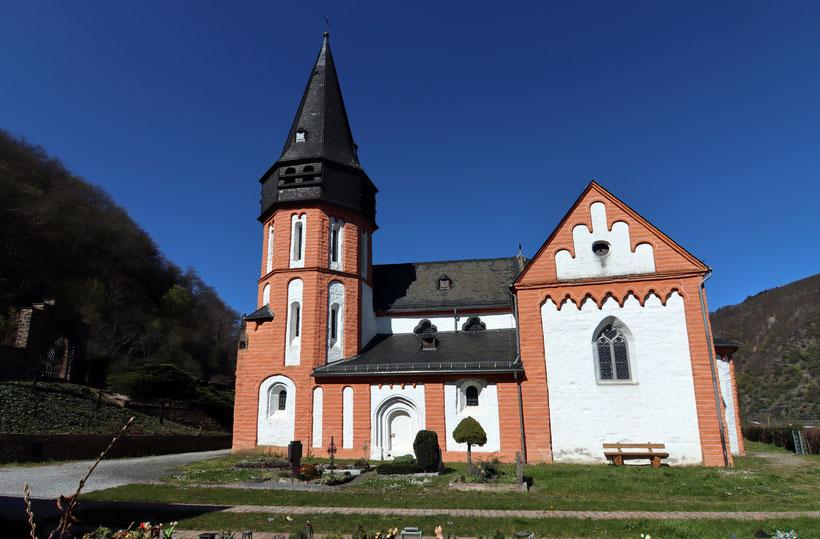 Clemenskapelle Trechtingshausen