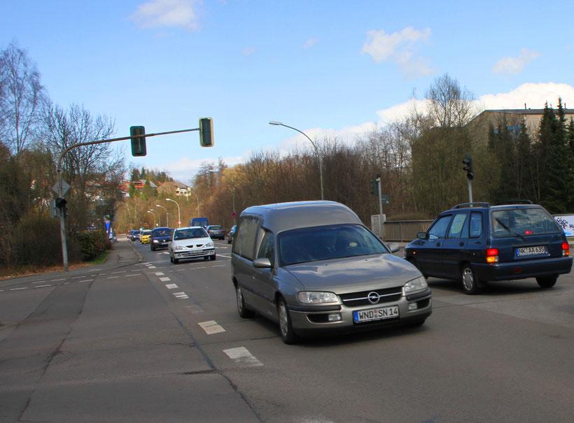 Opel Omega B aus Ottweiler (2010)