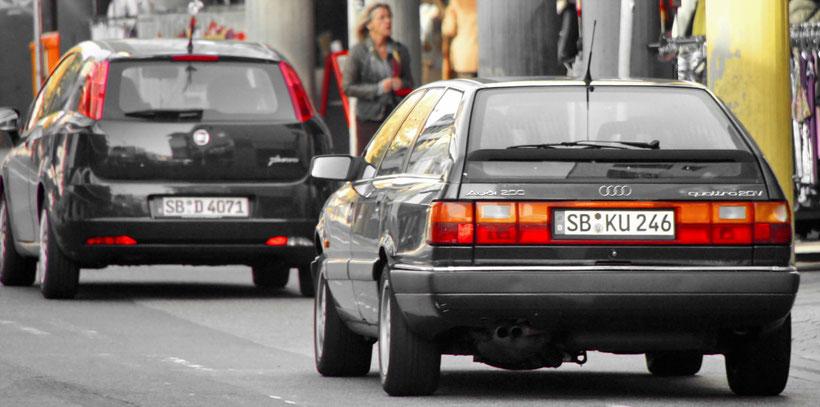 Audi 200 C2 Avant Quattro
