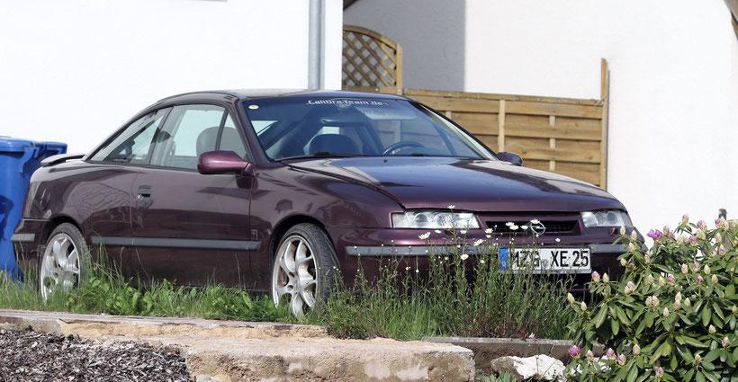 Opel Calibra Weiskirchen Saarland Opel Blitzlichtkabinett