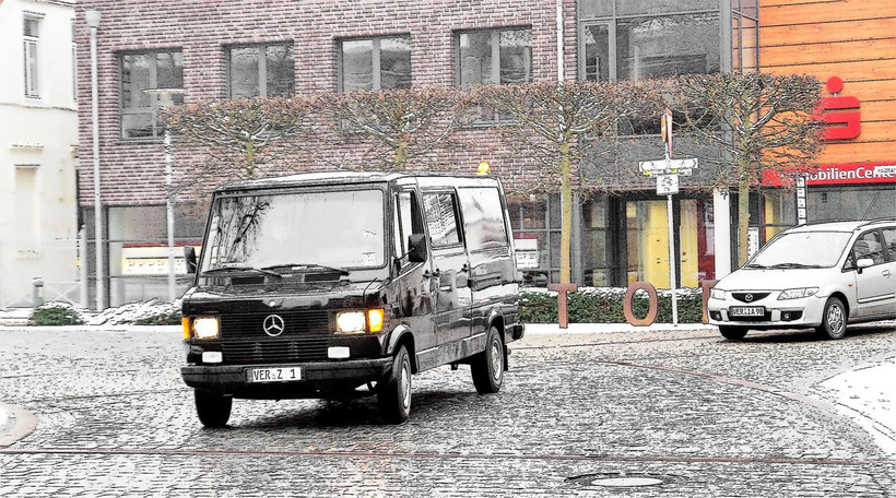 Mercedes Transporter T1