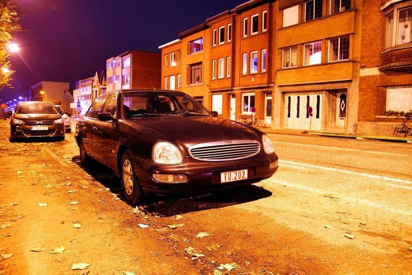 Ford Scorpio 95