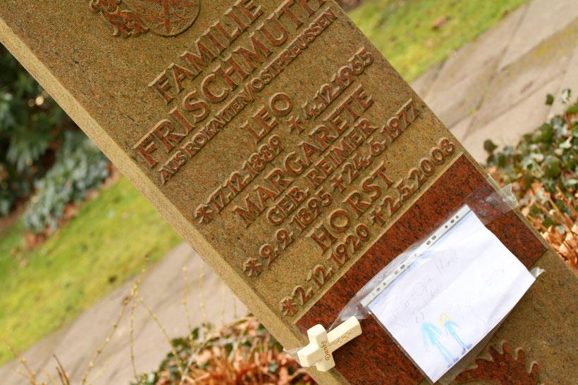 Stadtfriedhof Engesohde Hannover