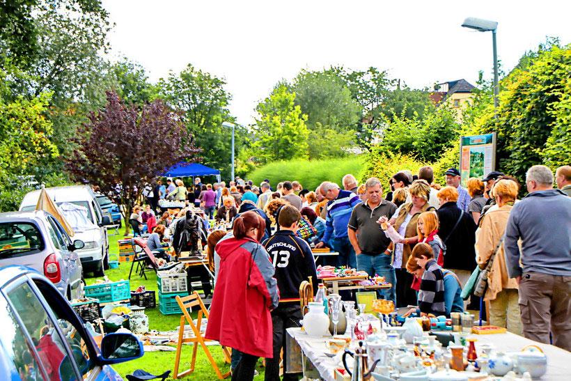 Flohmarkt Weiskirchen