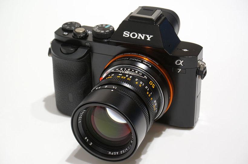 そらパチ!で使用している機材:高画質カメラ