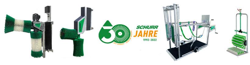 Schurr Gerätebau GmbH Produktübersicht
