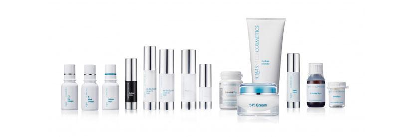 QMS Pflegeprodukte für Ihre Gesichtspflege in Köln