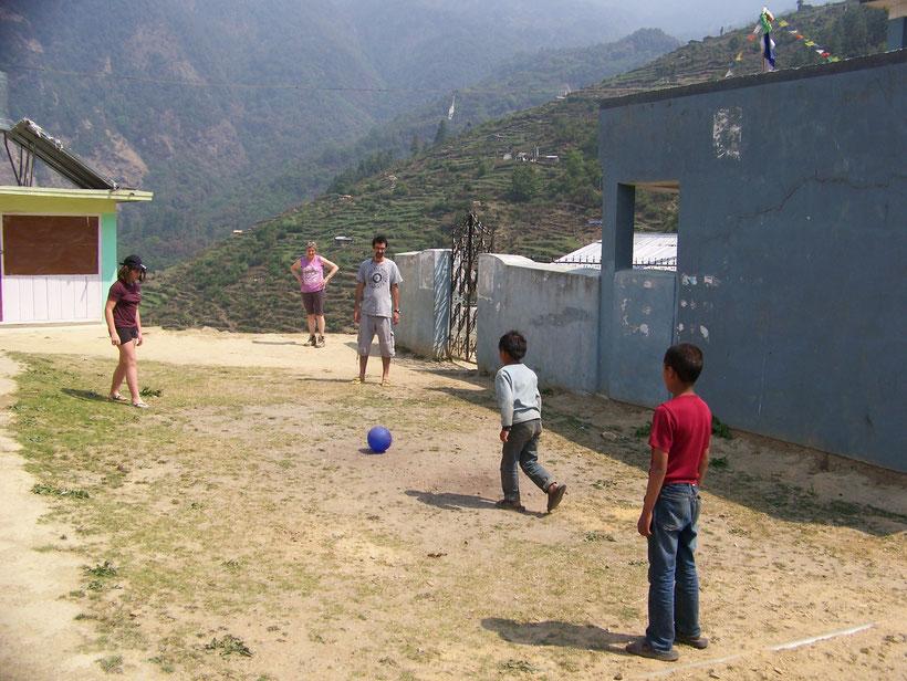 Circuit famille Nepal, voyage avec enfants Nepal