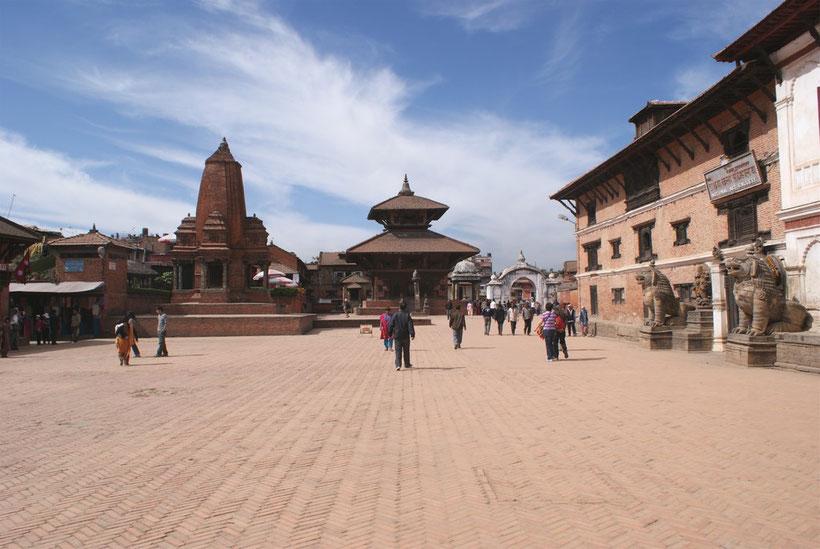 Bhaktapur, Vallée de Katmandou, Nepal