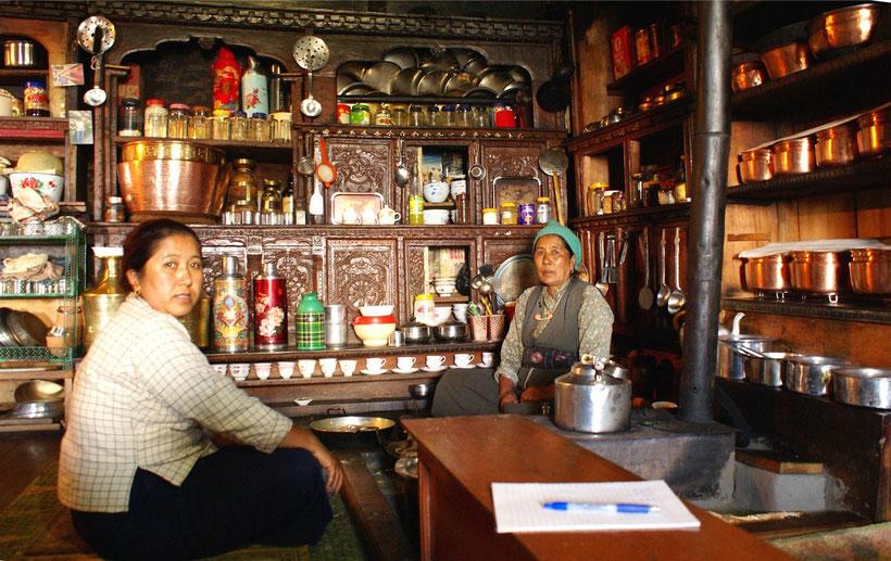 Cuisine de l'Helambu, Népal