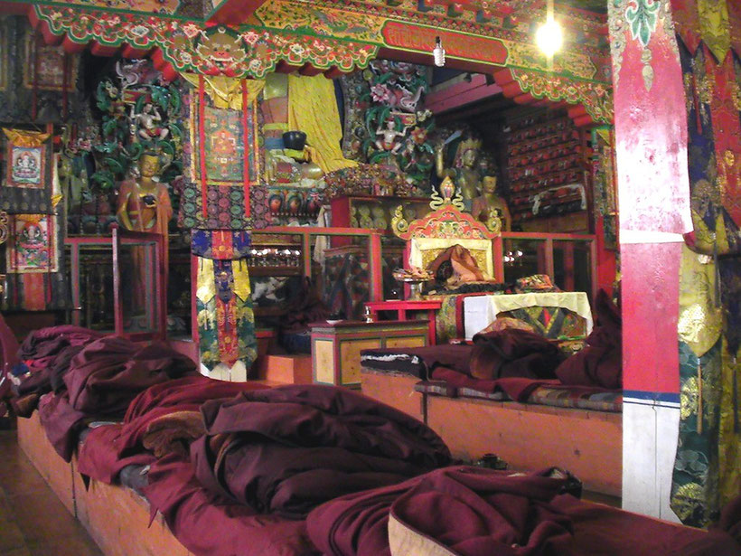 Monastère Thengboche, Everest, Nepal