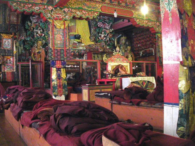 Monastère Thengboche, Everest, Nepal
