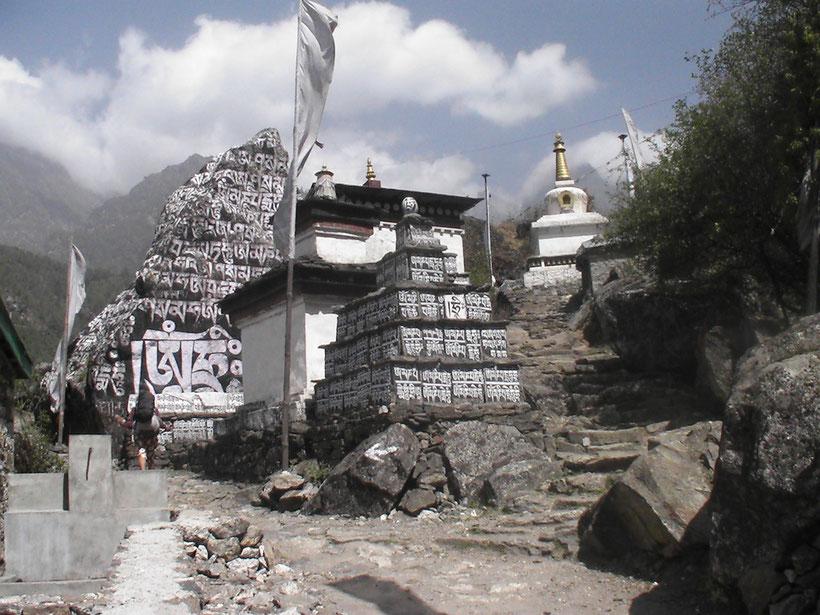 Chaplung, Khumbu, Népal