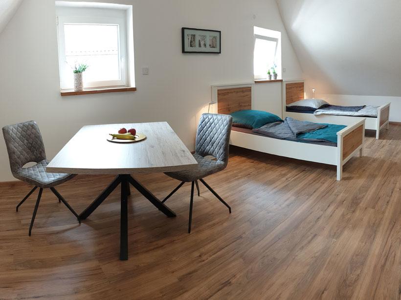 Zimmerbeispiel Haus 39 - Monteurzimmer in Neuried - Altenheim