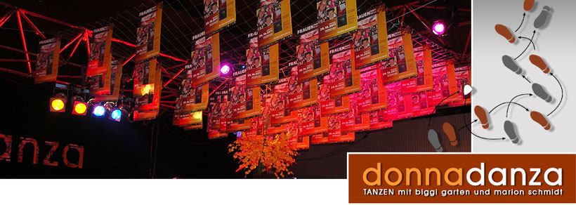 Titelbild 25 Jahre donnadanza