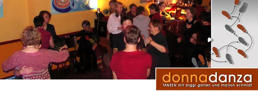 Titelbild Tanzcafe in der BEGiNE
