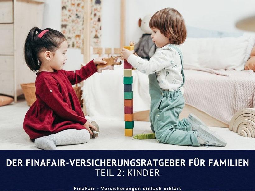Ratger Versicherungen für Kinder