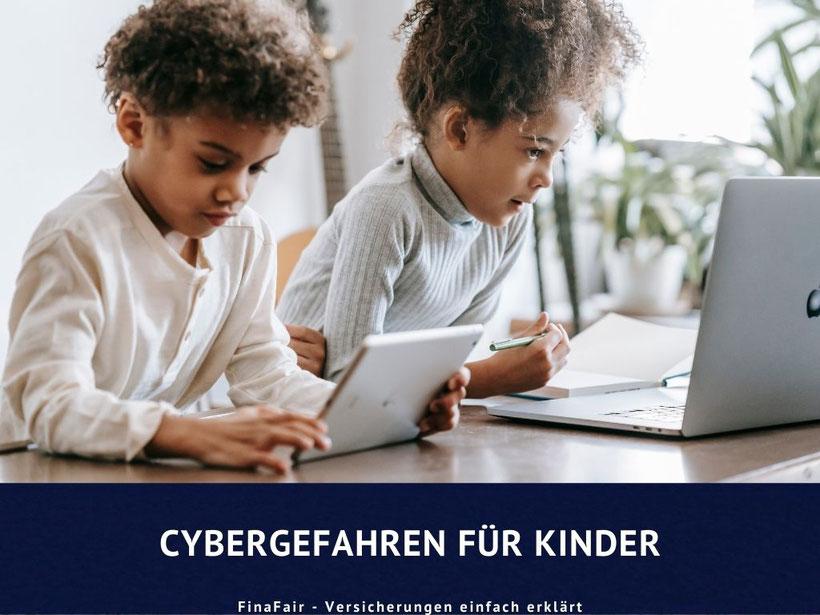 Cybergefahren für Kinder
