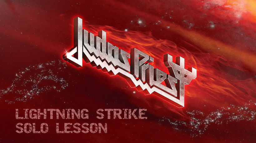 Judas Priest Guitar Lesson