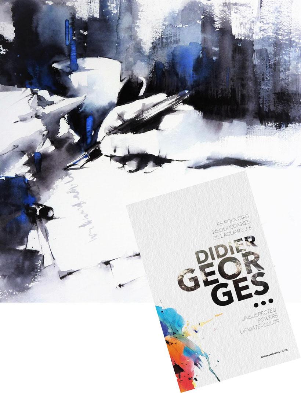 Cours, Stages et séjours d'aquarelle animés par Cécile et Didier GEORGES