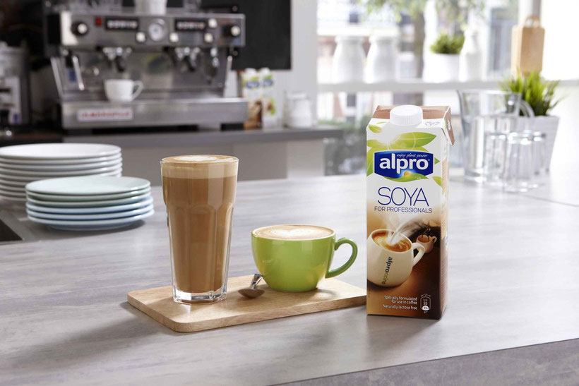 Alpro Drink For Professionals  ©Alpro